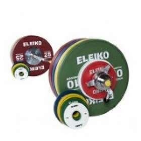 Eleiko IWF Weightlifting Woman Training Set 185kg