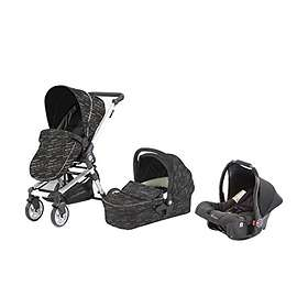 Baby Elegance Beep Twist 3in1 (Travel System)
