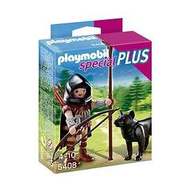 Playmobil Special Plus 5408 Jägare med Varg