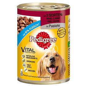 Pedigree Adult Cans Jelly 12x0,4kg