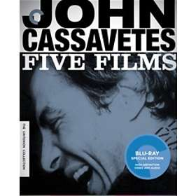 John Cassavetes Five Films - Criterion Collection (US)