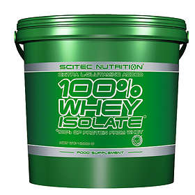 Scitec Nutrition 100% Whey Isolate 4kg