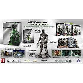 Tom Clancy's Splinter Cell: Blacklist - The 5th Freedom Silver Edition