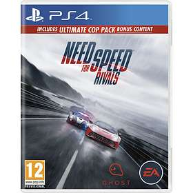 Need for Speed Rivals - Limited Edition (PS4)