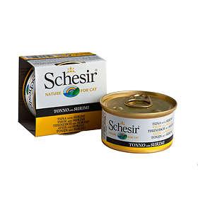 Schesir Cat Cans Jelly Tuna & Surimi 0,085kg