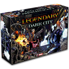 Upper Deck Entertainment Legendary: A Marvel Deck Building Game - Dark City (exp