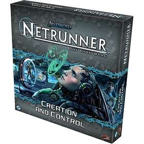 Android: Netrunner - Creation and Control (exp.)