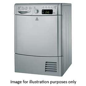 Indesit IDCE 8450 BS H (Silver)