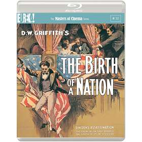 Birth of a Nation - Masters of Cinema (UK)
