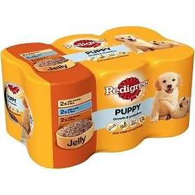 Pedigree Puppy Cans 24x0,4kg