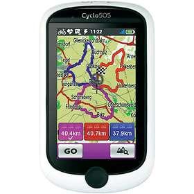 Mio Technology Cyclo 505 HC (Europe)