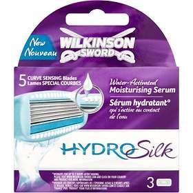 Wilkinson Sword Hydro Silk 3-pack