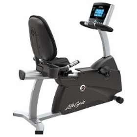 Life Fitness R3 Recumbent /Go Console