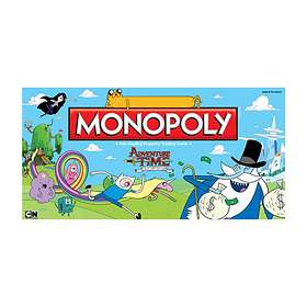 USAopoly Monopoly: Adventure Time