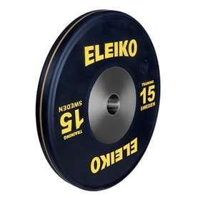 Eleiko Olympic WL Training Weight Plate 15kg