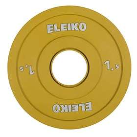 Eleiko Olympic WL Competition Disc FG 1,5kg