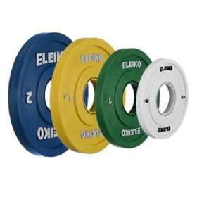 Eleiko Olympic WL Competition Weight Plate FG 0,5kg
