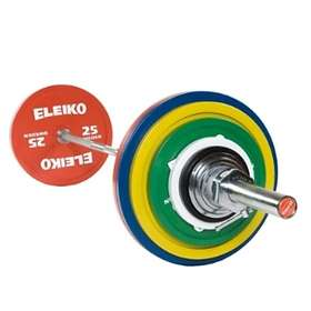 Eleiko IPF Powerlifting Competition Set 185kg