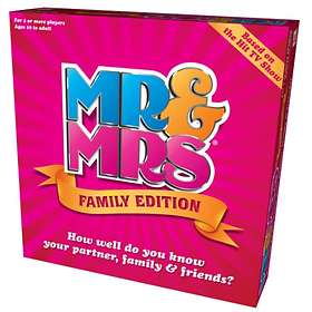 Debenhams Mr & Mrs Family Edition