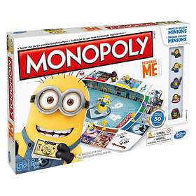 Hasbro Monopoly: Despicable Me 2