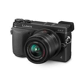 Panasonic Lumix DMC-GX7 + 14-42/3.5-5.6 OIS