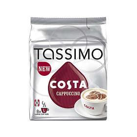 Costa Tassimo Cappuccino 8 (pods)