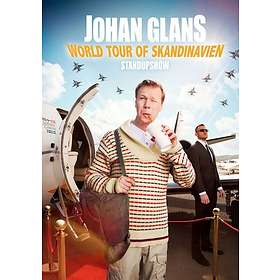 Johan Glans - World Tour of Skandinavien