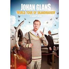 Johan Glans - World Tour of Skandinavien