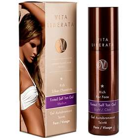 Vita Liberata Rich Face Tinted Tan Lotion Light 100ml