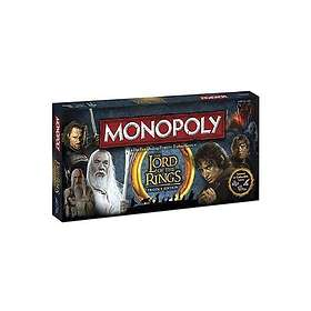 Monopoly: Lord of the Rings - Trilogy Edition