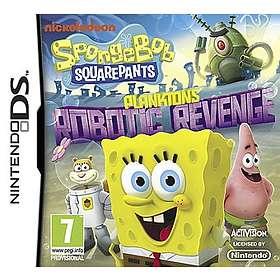 SpongeBob SquarePants: Plankton's Robotic Revenge (DS)