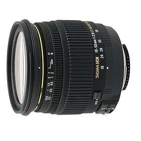Sigma 18-50/2,8 EX DC HSM Macro for Nikon