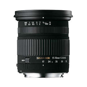Sigma 17-70/2.8-4.5 DC HSM Macro for Canon