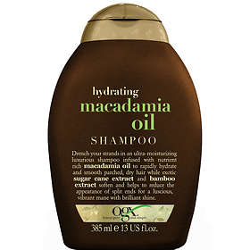 OGX Hydrating Macadamia Oil Shampoo 385ml