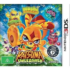 Moshi Monsters: Katsuma Unleashed (3DS)