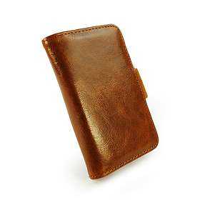 Tuff-Luv Vintage Leather Wallet Case for iPhone 4/4S