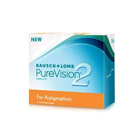 Bausch & Lomb Purevision 2 HD for Astigmatism (6-pack)