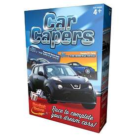 Rocket Games Car Capers