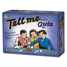 Rocket Games Tell Me... Quiz