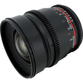 Samyang 16/2.2 ED AS UMC CS VDSLR for Canon EF-M