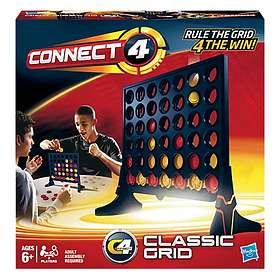 Hasbro Connect 4: Classic Grid