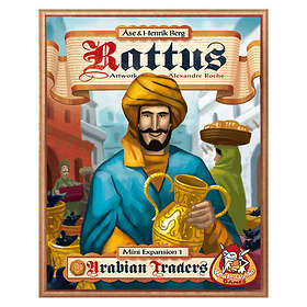 White Goblin Games Rattus: Arabian Traders (exp.)