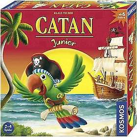 Kosmos Madagascar Catan Junior