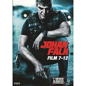 Johan Falk 7 - 12 Box