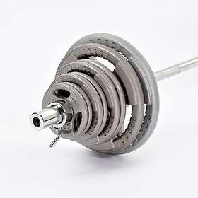 Golds Gym Tri-Grip Olympic Weight Set 100kg
