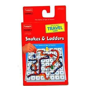 Funskool Snakes & Ladders (pocket)