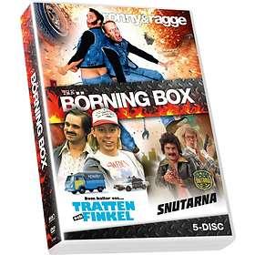 Ronny och Ragge - The Börning Box (6-Disc)