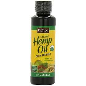 Nutiva Organic Hemp Oil Cold Pressed 236ml
