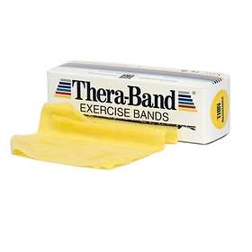 Thera-Band Exercise Band Yellow 550cm