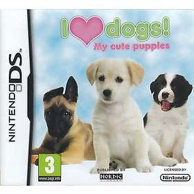 I Love Dogs!: My Cute Puppies (DS)
